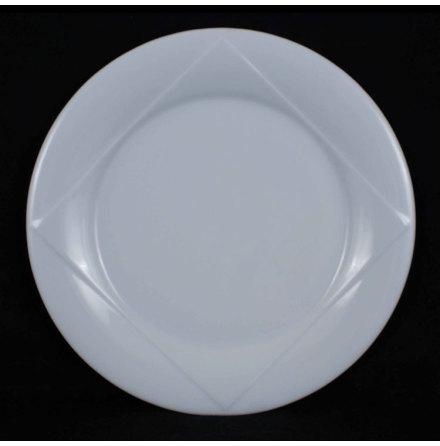 Quattro Bianco Assiett  21 cm