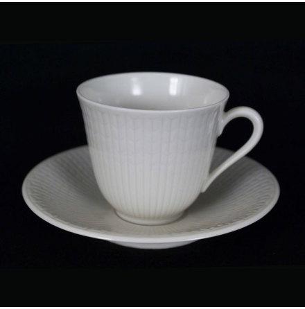 Swedish Grace Kaffekopp med fat