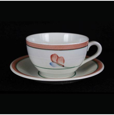 Jenny Kaffekopp med fat